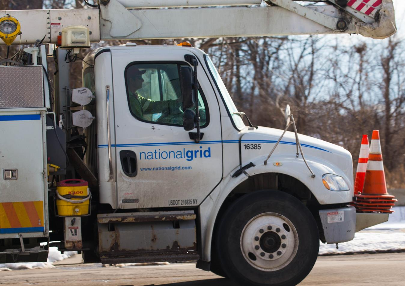 National Grid has reached a deal that would increase a residential customer's average electric bill by about $8.50 a month over three years. (Derek Gee/News file photo)