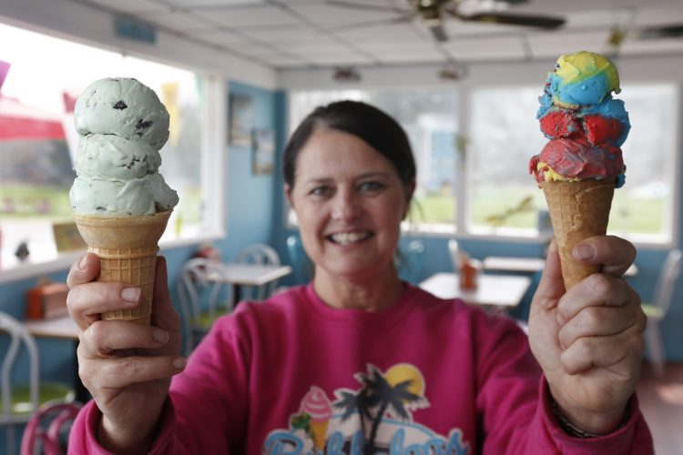 100 Things: Perry's Ice Cream brings joy