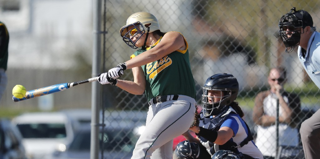 Rachel Fuerst and West Seneca East are off to a good start. (Photo by Harry Scull Jr. / Buffalo News).