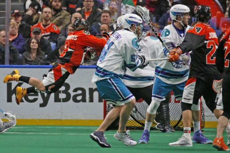 Five things you should know about tonight's Bandits-Rock game