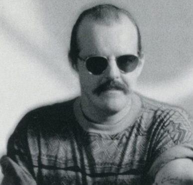 Ted Reinhardt, drummer for Gamalon.