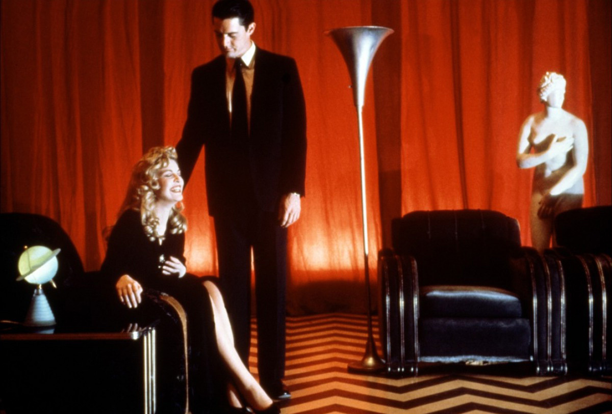 "The North Park Theatre has a special screening of the David Lynch movie ""Twin Peaks: Fire Walk with Me."""