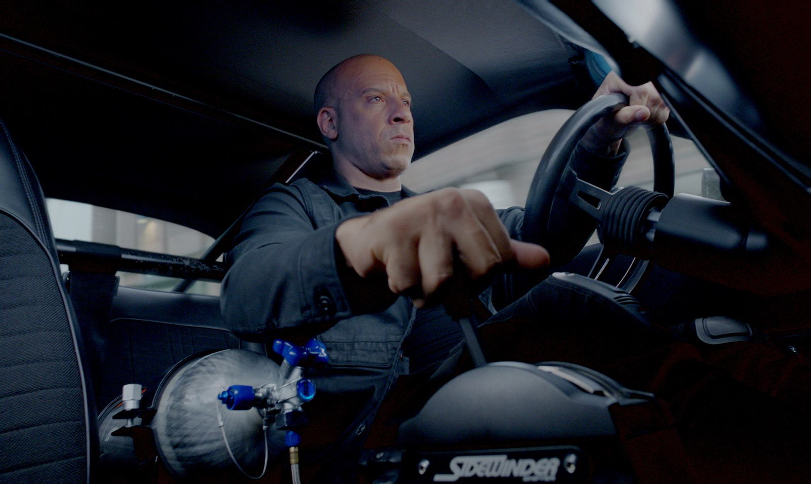"""Vin Diesel stars in """"The Fate of the Furious."""""""