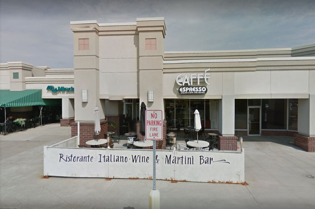 Caffe Espresso, in Clarence near the corner of Main Street and Transit Road, has closed. (Google Maps)