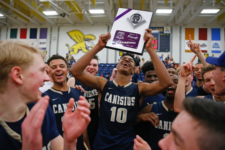 Canisius and Health Sciences rise to the top of the final boys basketball polls