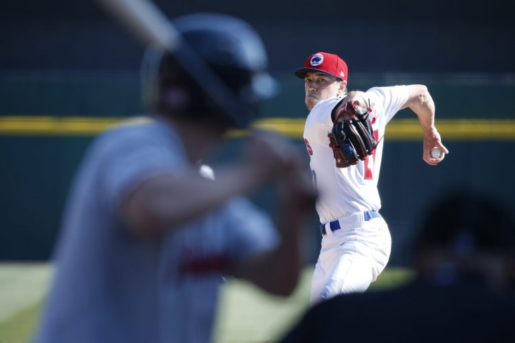 Trust brought Casey Lawrence success on the mound