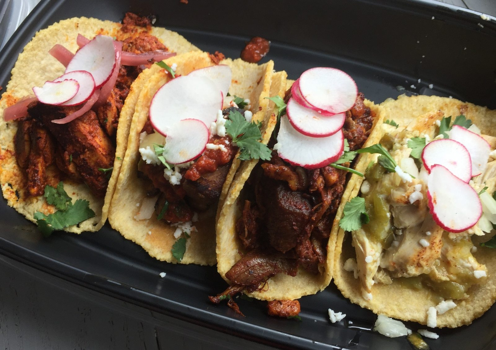 Deep South Taco extends its reach to Transit Road. (Andrew Galarneau/Buffalo News)