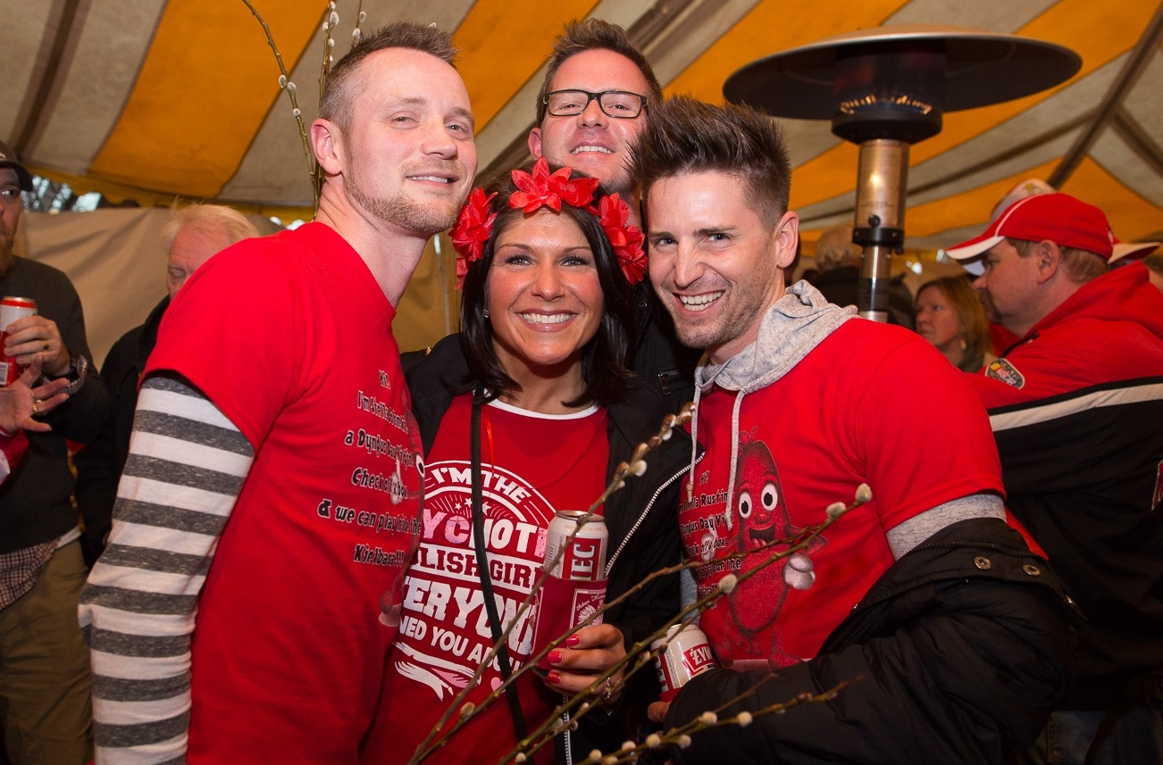 Prepare yourself for Dyngus Day 2017 by choosing a place – or several places – to hang out on Monday. (Chuck Alaimo/Special to The News)