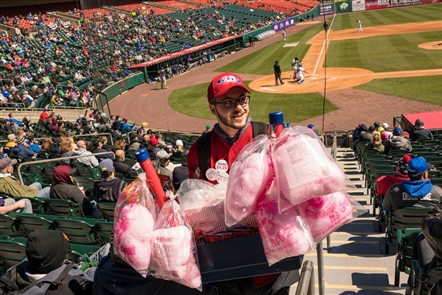 Buffalo Bisons' season opener