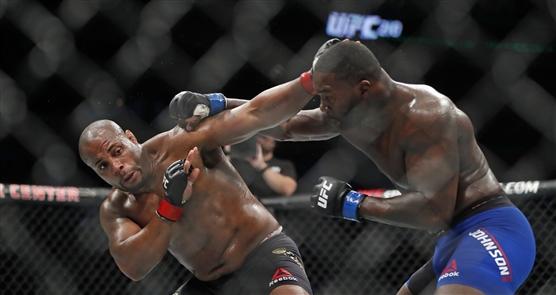 UFC 210 in Buffalo