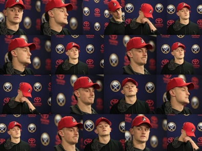 The many faces of Jack Eichel tell story of Sabres season