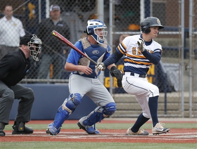 UB vs. Canisius baseball