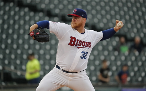 Rochester Red Wings 5, Buffalo Bisons 0