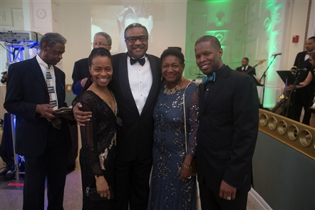 Smiles at Colored Musicians Club Centennial Gala