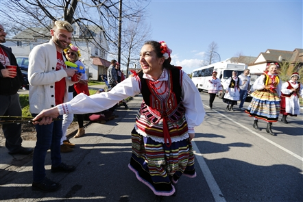 2017 Dyngus Day parade