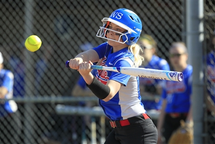 Williamsville South vs Williamsville East, softball & baseball