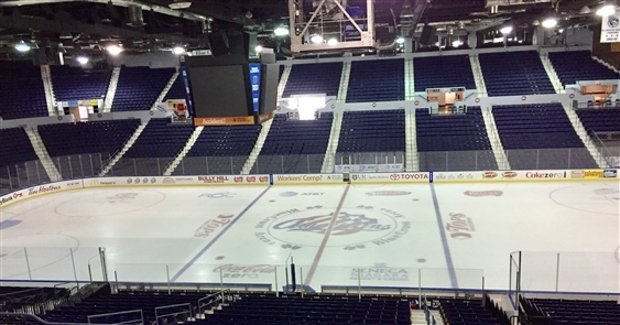 A look at Rochester's Blue Cross Arena