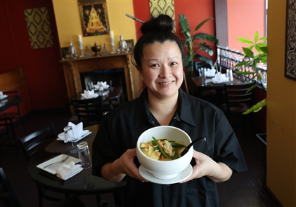 Taste of Siam: Restaurant review