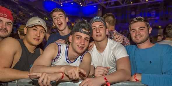 Smiles at UB Springfest 2017