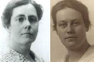 Marian De Forest, left, and Margaret Fotheringham are among the women who had an impact on Western New york.