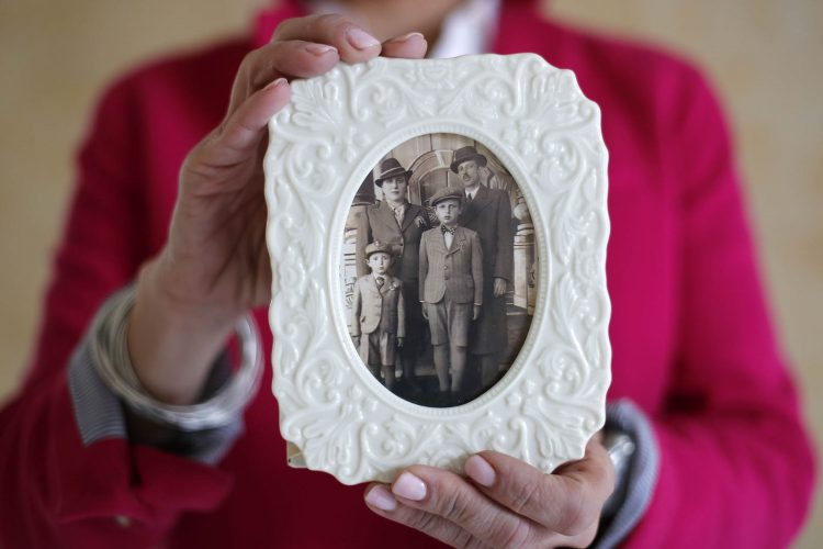 Western New York's survivors of the Holocaust