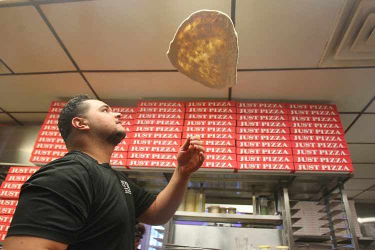 New Just Pizza location to offer drive-thru slices