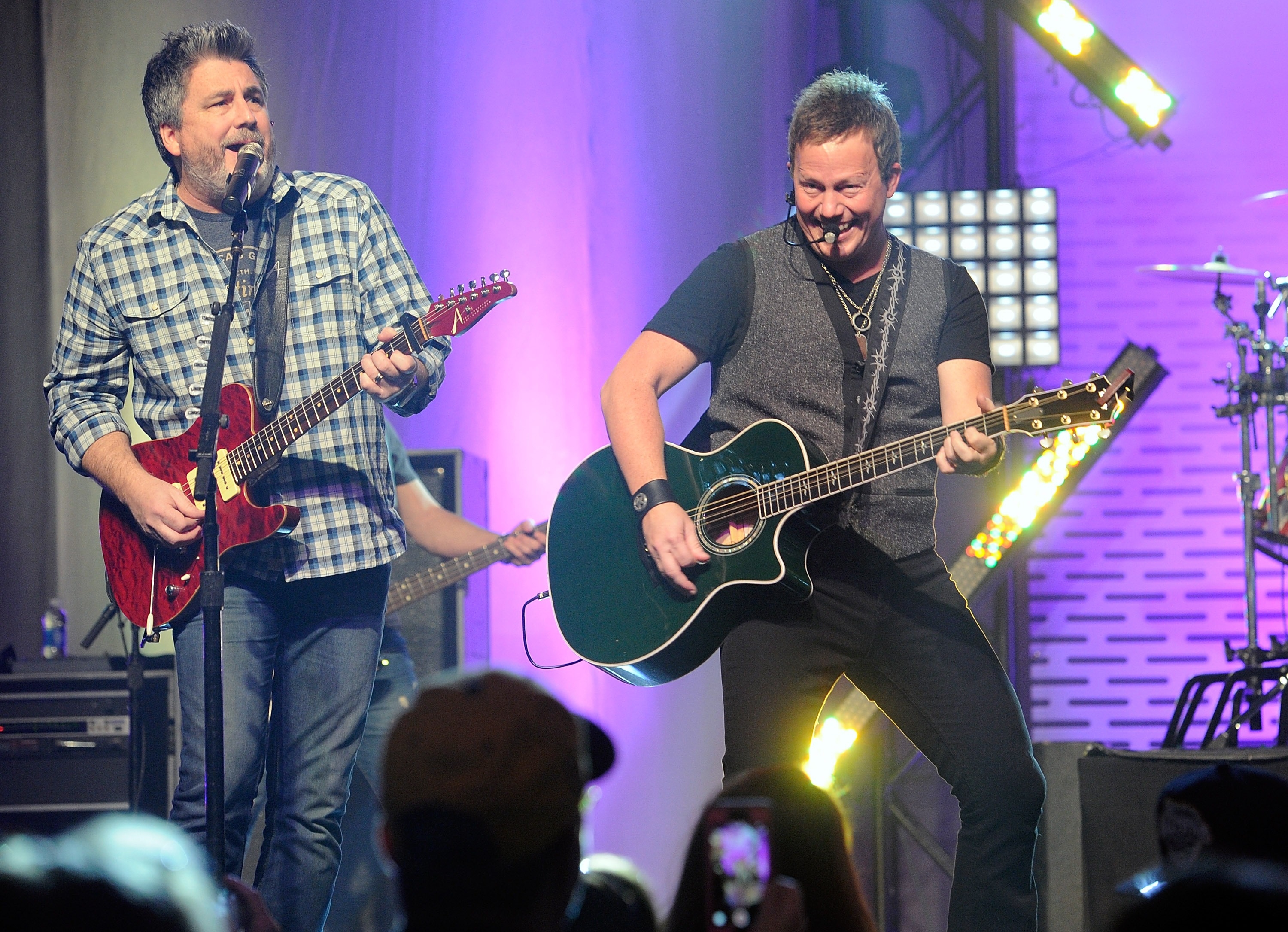 Lonestar opens the Batavia Downs Rockin' the Downs concert series on June 4. (Getty Images)