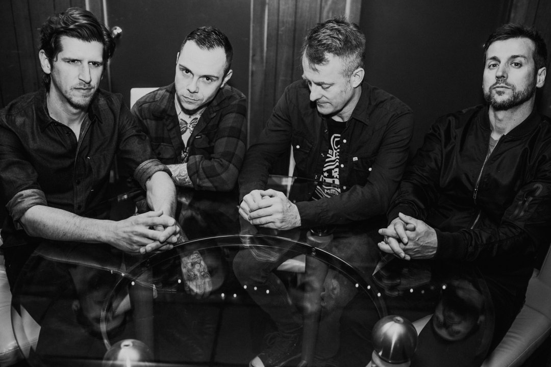 Our Lady Peace is performing at Rockin' at the Knox 2017. (Photo by Ashley Osborn)
