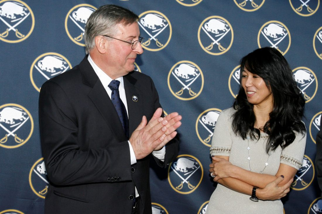 Mike Harrington: With Tankmaster Gone, A Hockey Czar Is What Sabres Need