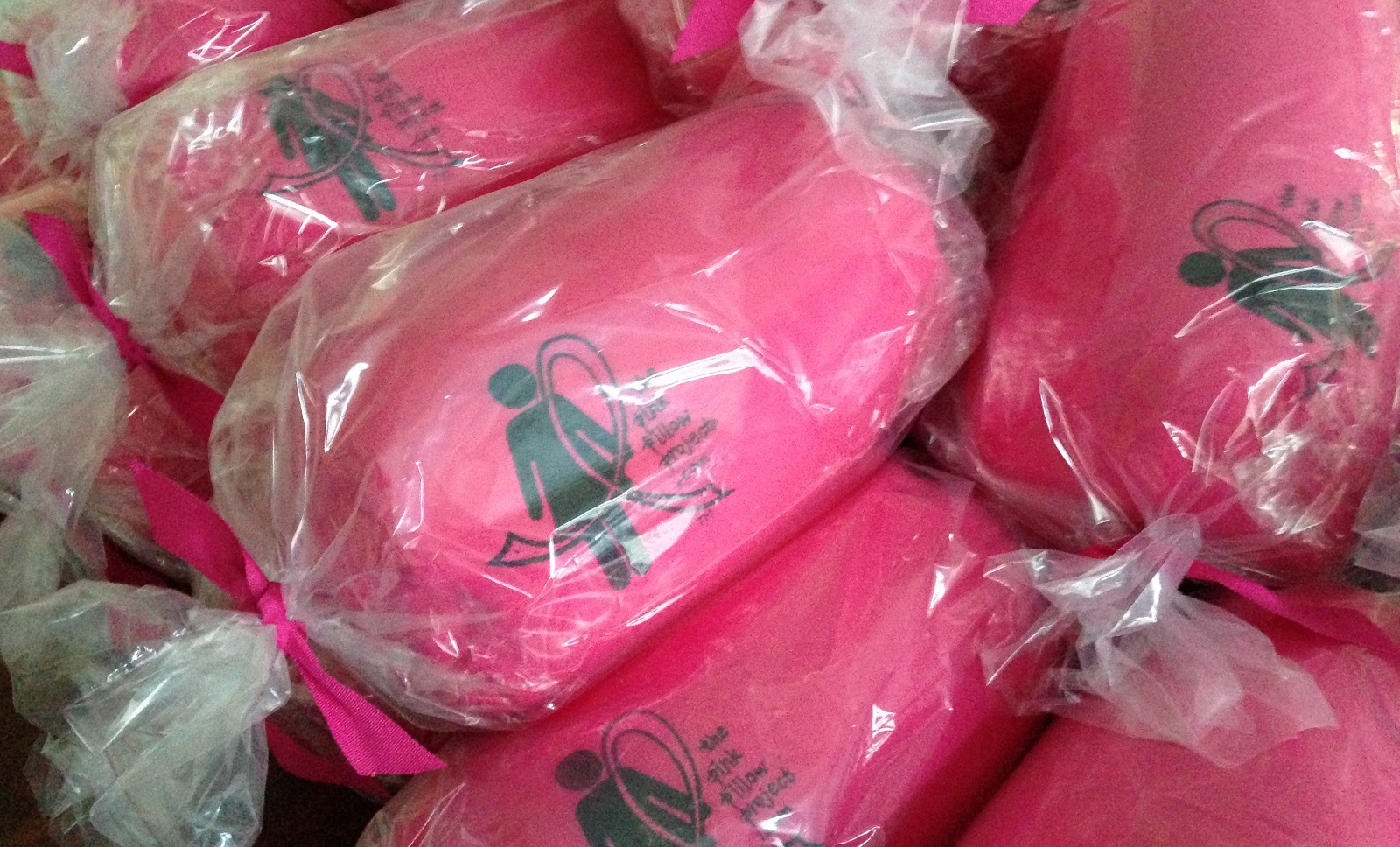 The Pink Pillow Project provides pillows to help women with breast cancer.
