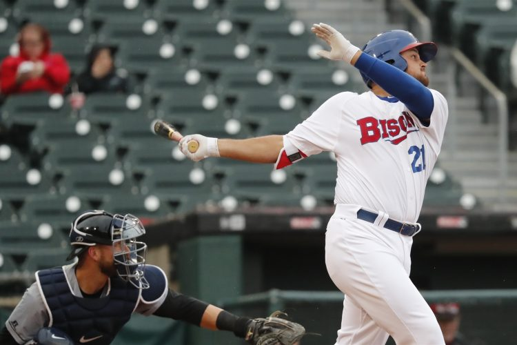 Adversity part of the process for Rowdy Tellez in his journey toward the big leagues
