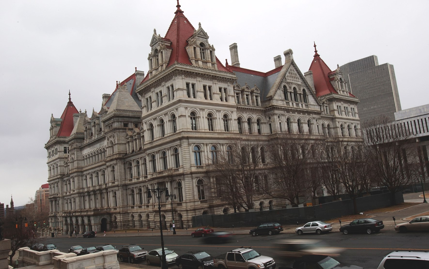 "One of the things the ""Big Ugly"" bill shows – in language only a few people in Albany write and understand – how $26 billion in state aid is distributed to the state's 700 school districts. (Getty Images)"