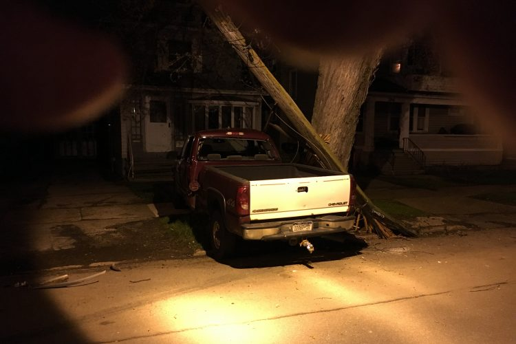 'I drank a lot of Jack and Cokes,' man tells police after crashing into pole