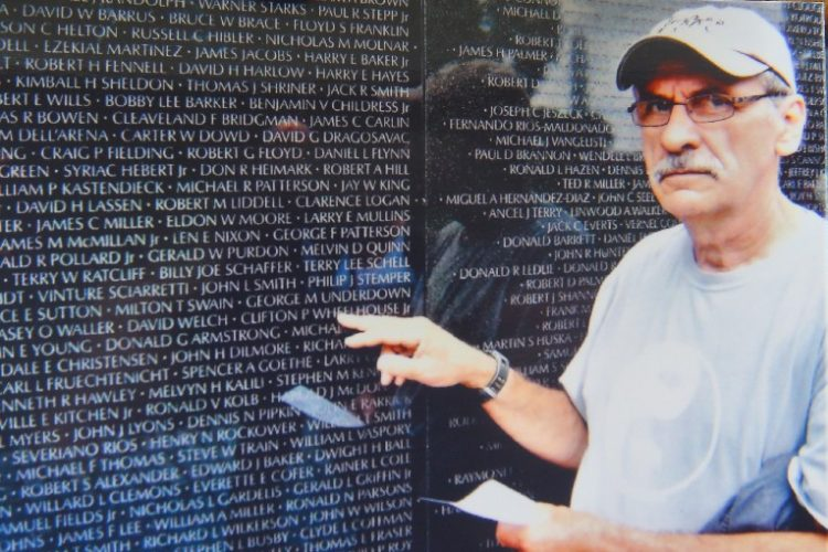 Vietnam vet found 'peace and love' despite missing Woodstock