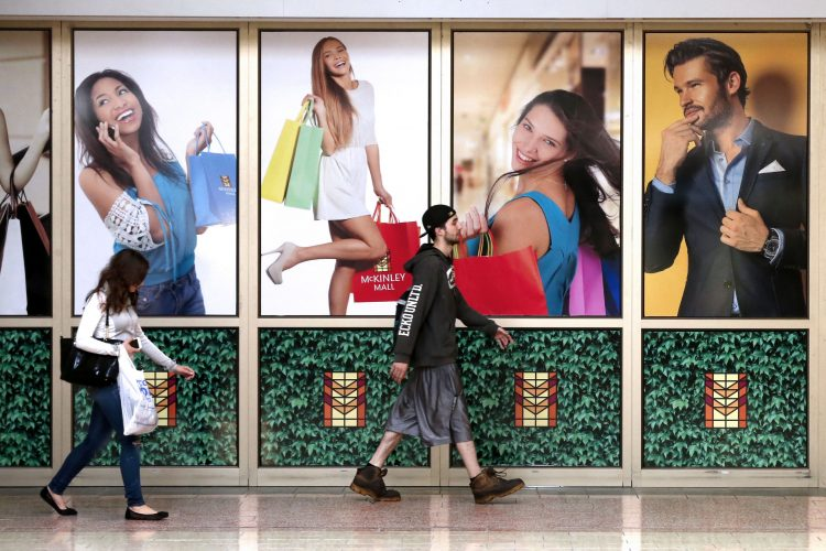 The squeeze is on at area's malls as retail closures increase