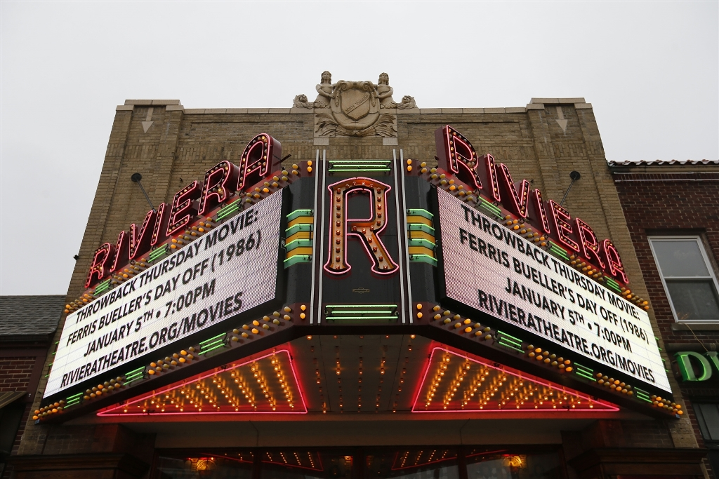 Riviera Theatre co-directors Jim Pritchard and Gary Roleau were fired Tuesday by the theater's board.