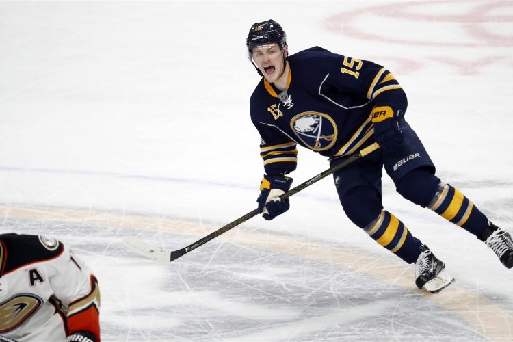 Sabres' next captain can expect help, open communication