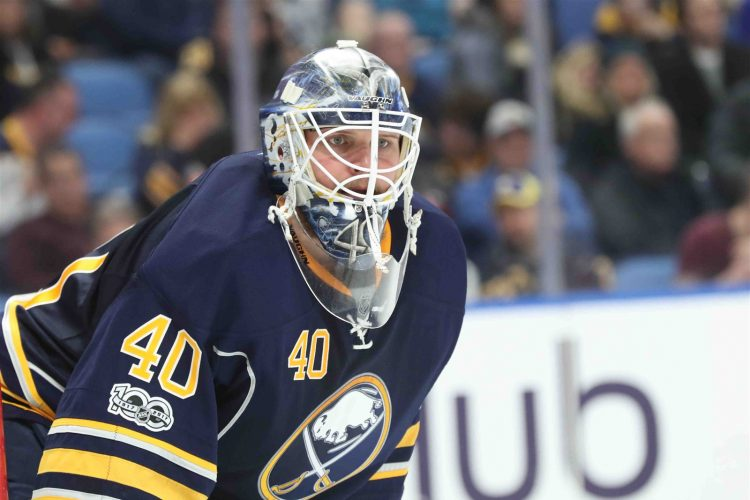 Net results from Lehner, Ullmark have Sabres solid in goal