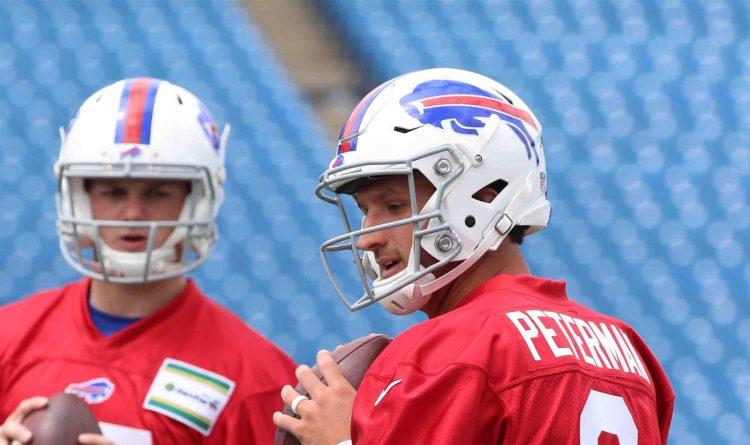 ESPN ranks Bills' backup quarterbacks No. 22 in league-wide analysis