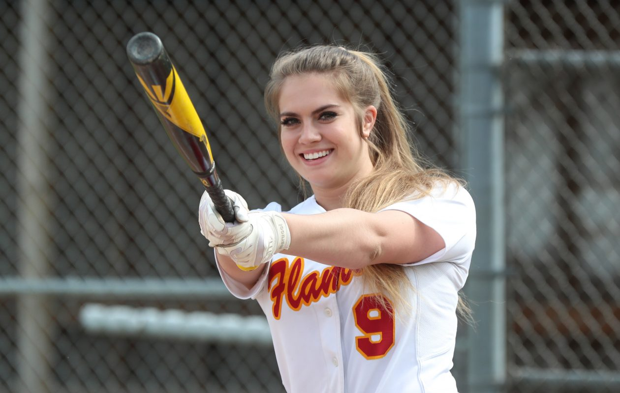 The Prep Talk Female Athlete of the Week is Christy Mack of Williamsville East. (James P. McCoy/Buffalo News)