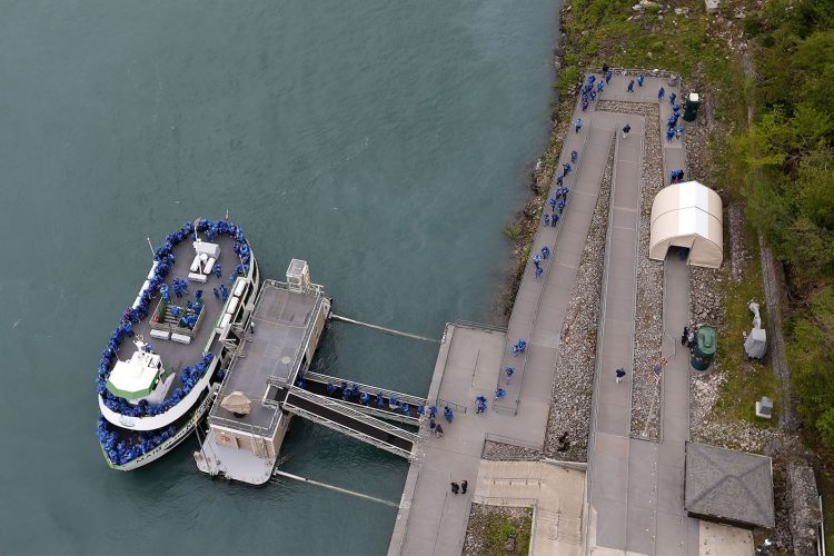 A Closer Look: The Maid of the Mist