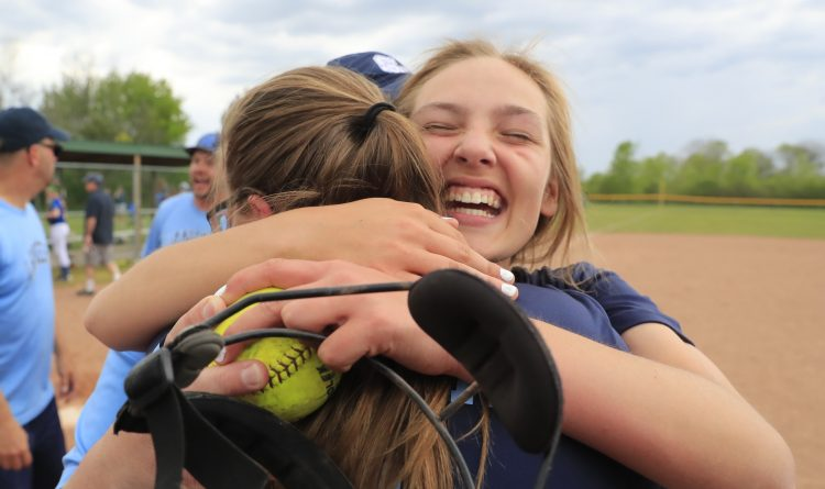 Two big innings fuel St. Mary's run to Monsignor Martin softball championship