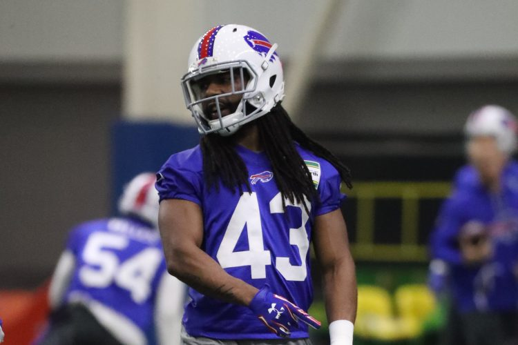 Joe Powell's long, unlikely journey leads to second chance with the Bills