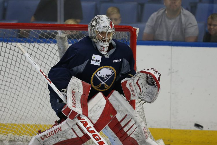 Sabres agree to ECHL affiliation with Cincinnati Cyclones
