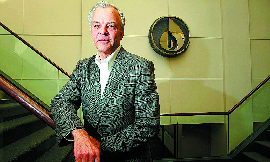Ronald Tanski, National Fuel's chief executive officer, says the company is getting 'lousy regulatory treatment in New York.'  (Robert Kirkham/Buffalo News file photo)