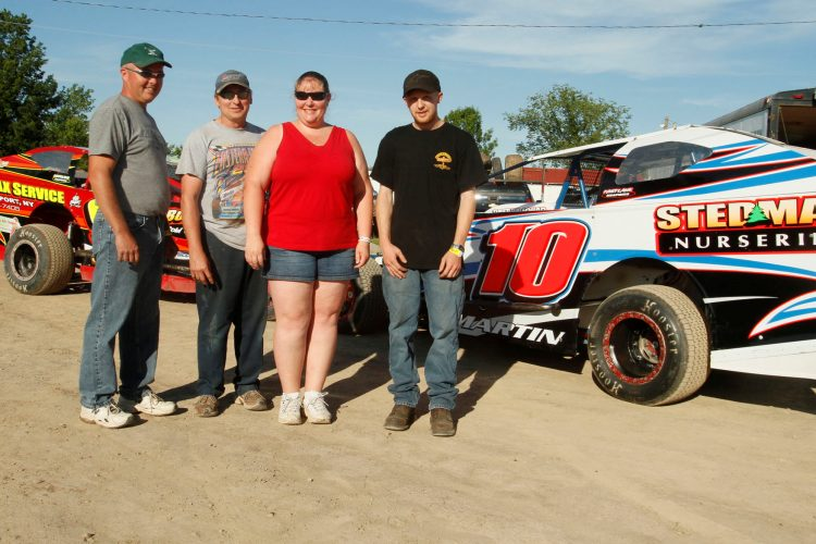 New GM Jennifer Martin set for season as Ransomville Speedway gets started this weekend