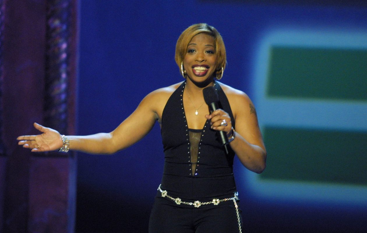 Comedian Adele Givens will perform five shows at Helium Comedy Club (Getty Images)
