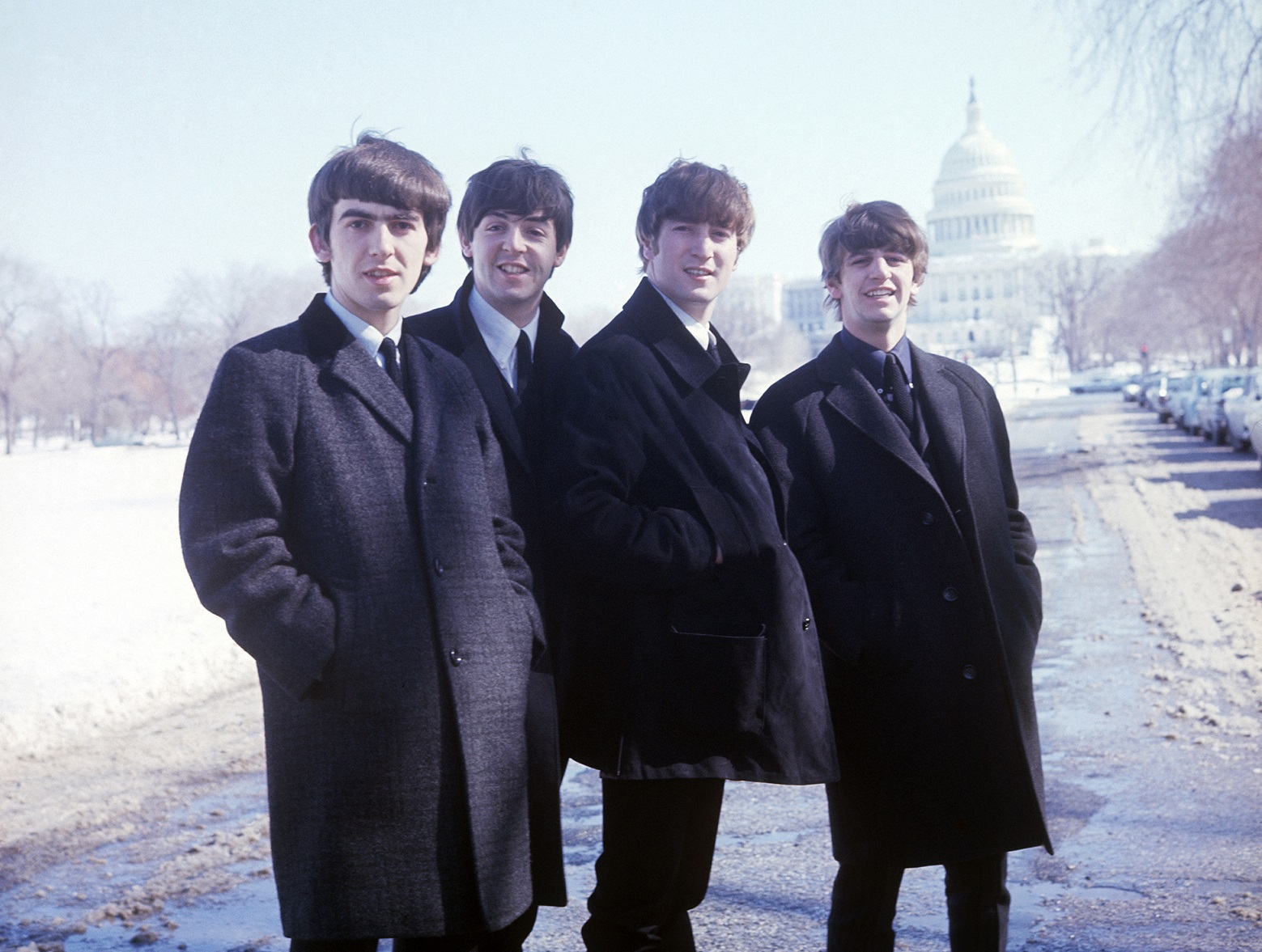 Are The Beatles overrated?  (Photo courtesy of Apple Corps-Abramorama)