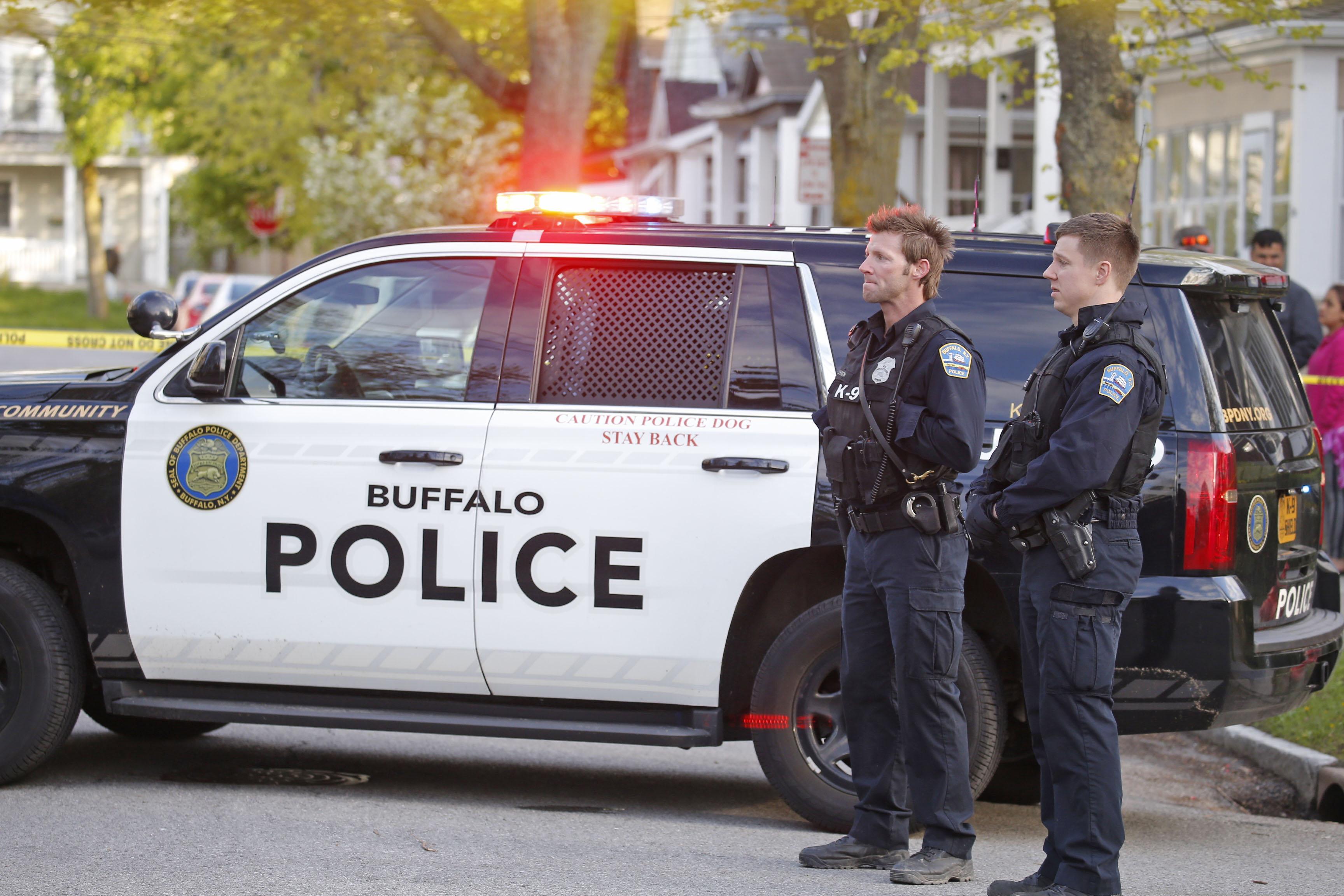 (Robert Kirkham/Buffalo News)