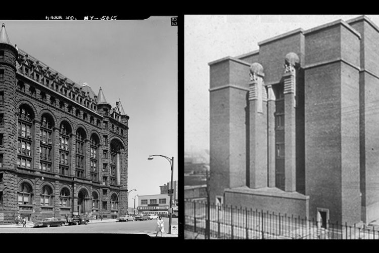 Torn-Down Tuesday: Erie County Savings Bank & Larkin Administration Building